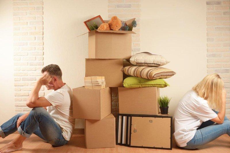 Раздел жилого помещения, находящегося в совместной собственности супругов